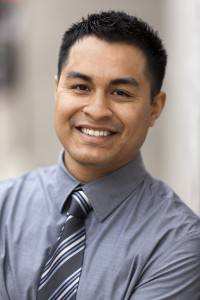 Hispanic Businessman - Headshot Portrait